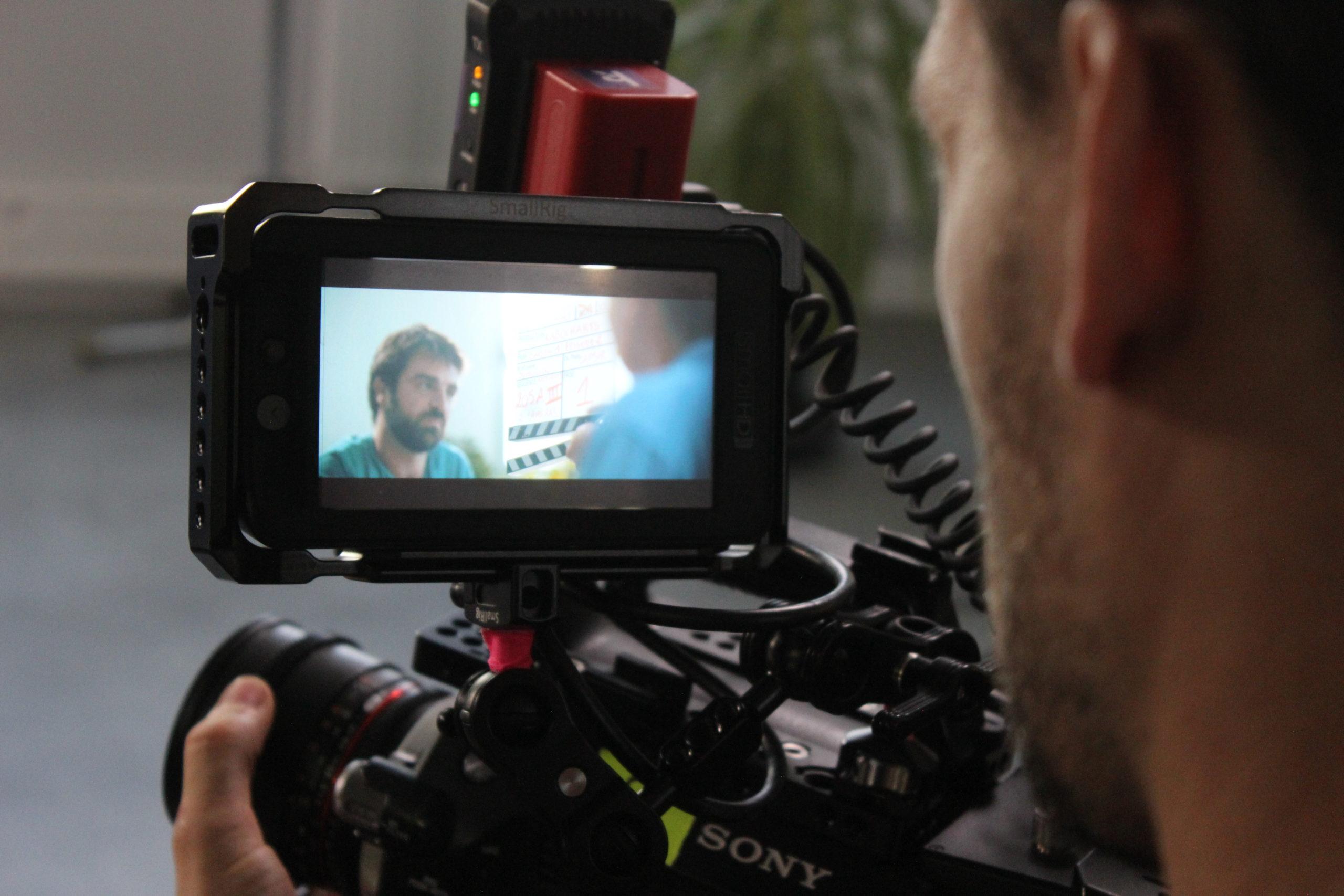 caméra production film publicitaire
