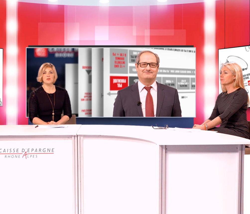 Agence audiovisuelle kabocharts à lyon et paris