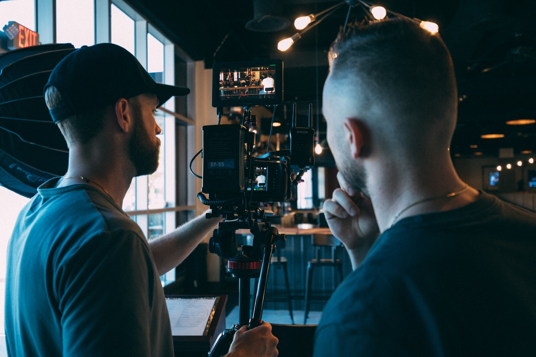 tournage film corporate